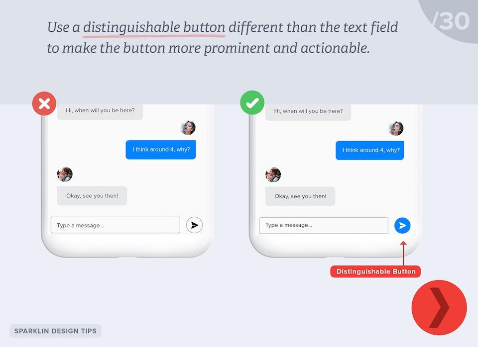 UI/UX design tips - 30