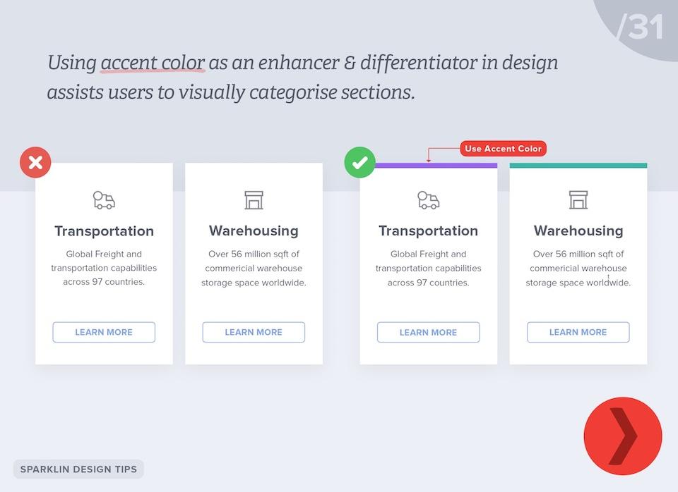 UI/UX design tips - 31