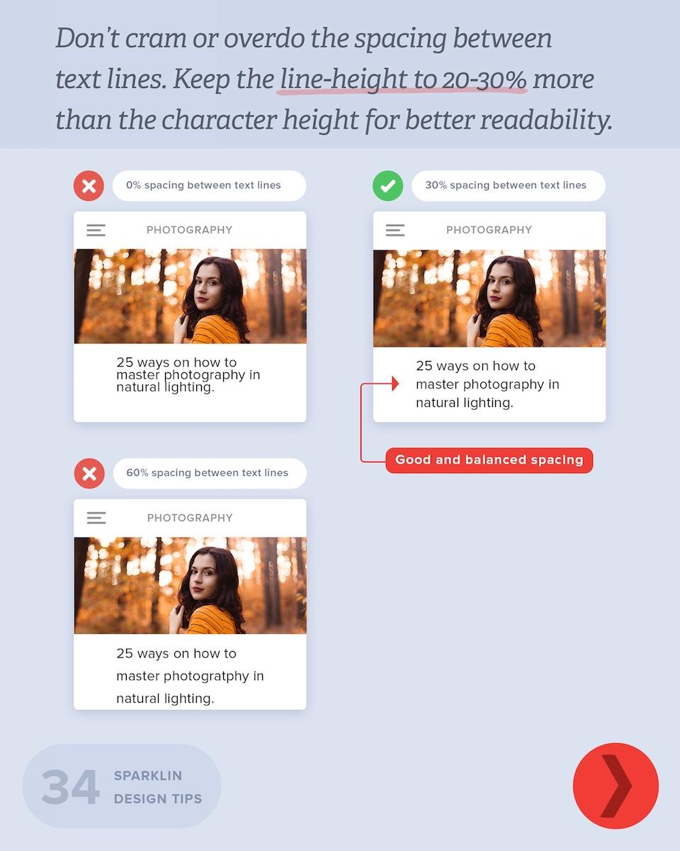 UI/UX design tips - 34