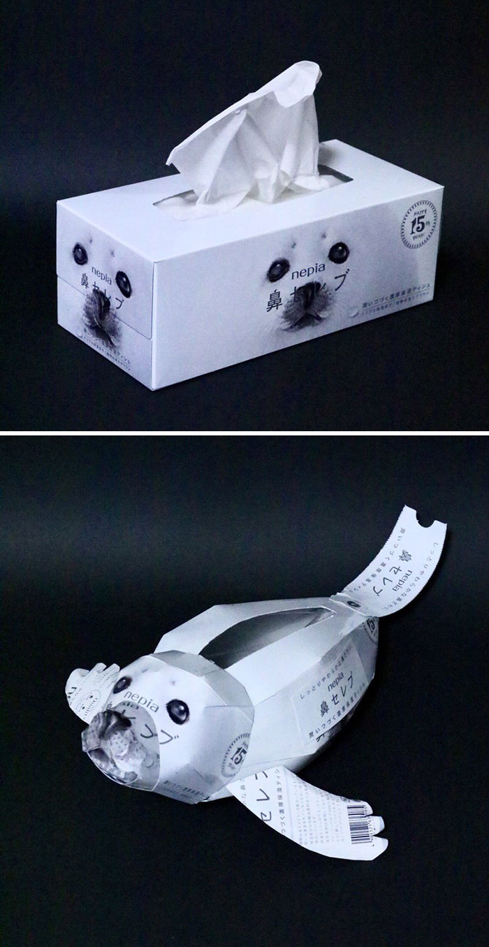 Product packaging turned into art - 11