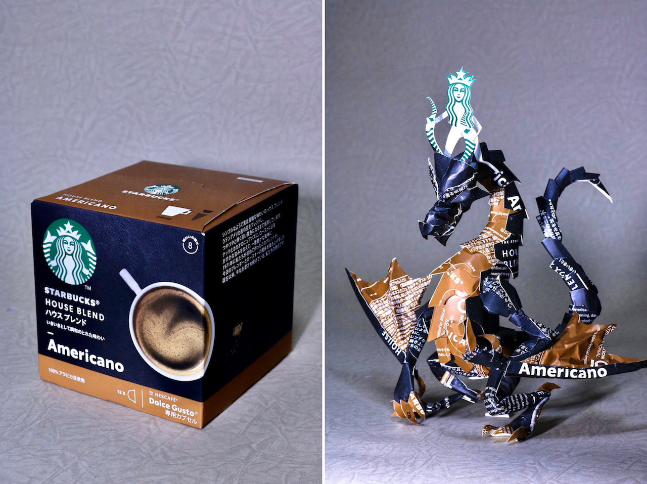 Product Packaging Turned Into Art - 13