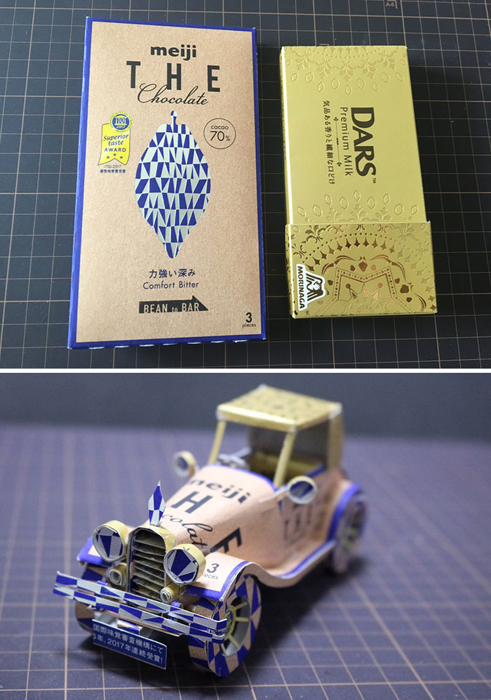Product packaging turned into art - 6
