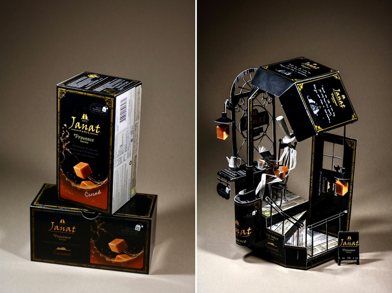Product Packaging Turned Into Art - 8
