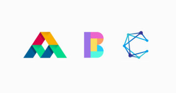 3 Designer Friends Created An Alphabet Series Using Logos They've Designed Over The Years