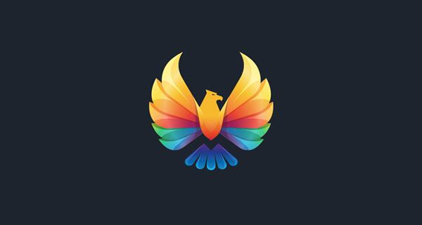 Beautiful, Creative Gradient Logo Design - 1