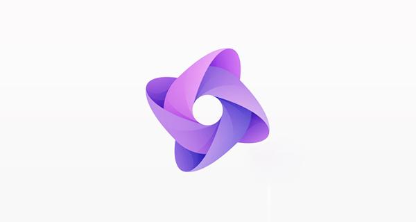 Beautiful, Creative Gradient Logo Design - 23