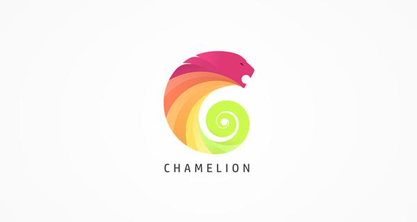 Beautiful, Creative Gradient Logo Design - 5