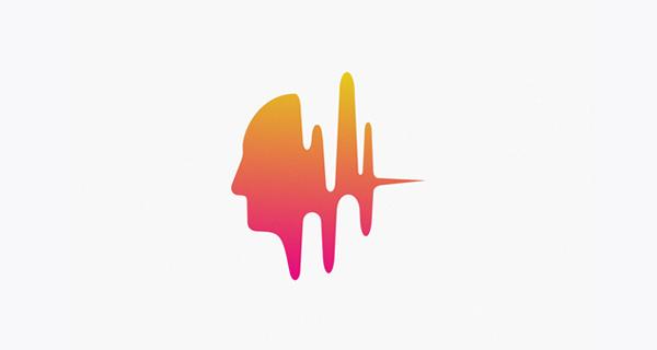 Beautiful, Creative Gradient Logo Design - 6