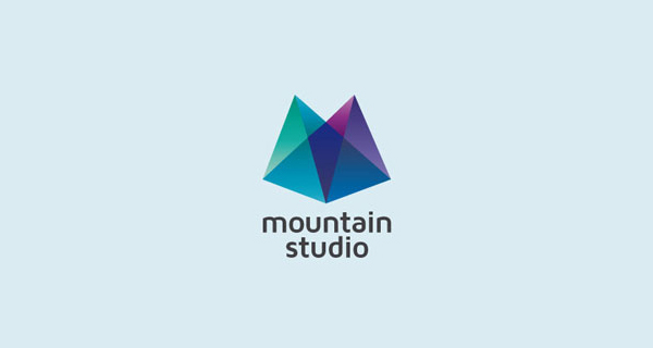 Beautiful, Creative Gradient Logo Design - 8
