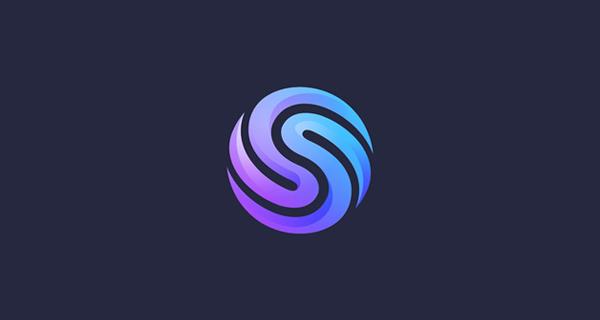 Beautiful, Creative Gradient Logo Design - 9