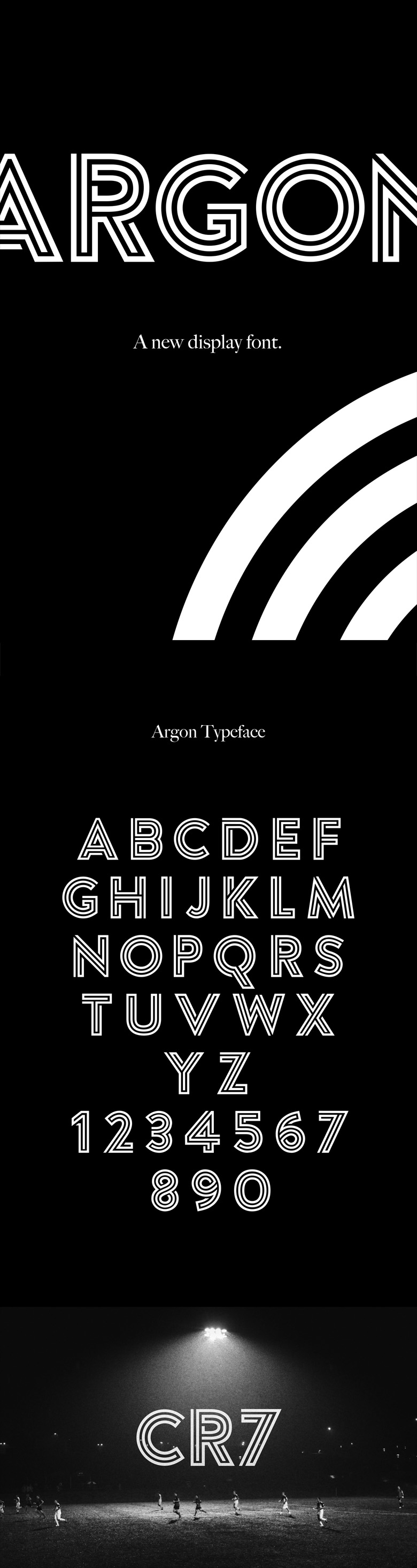 Best Free Fonts - Argon