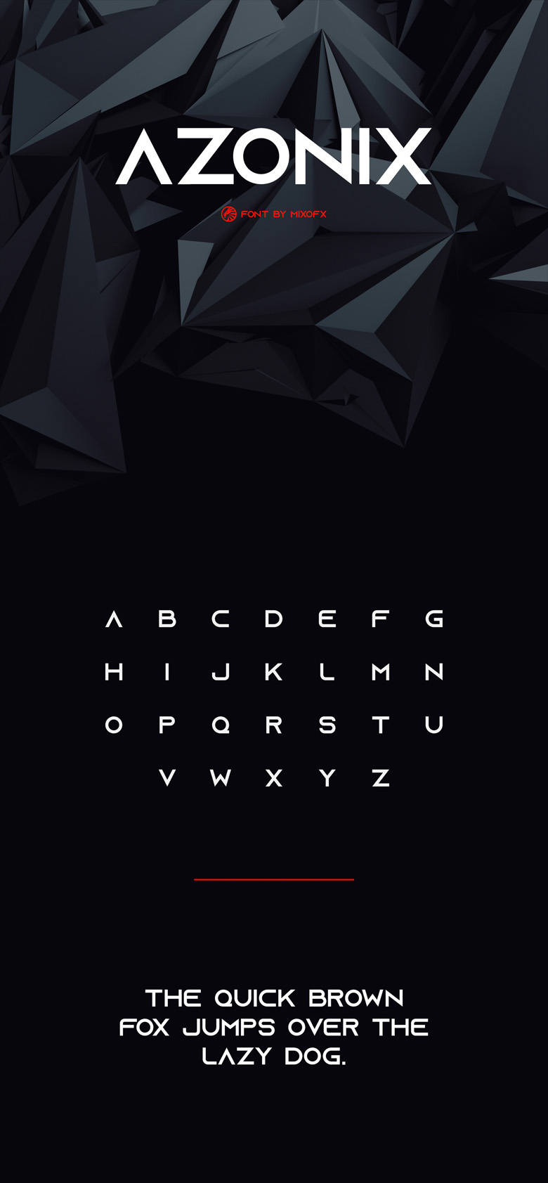 Best Free Fonts - Azonix