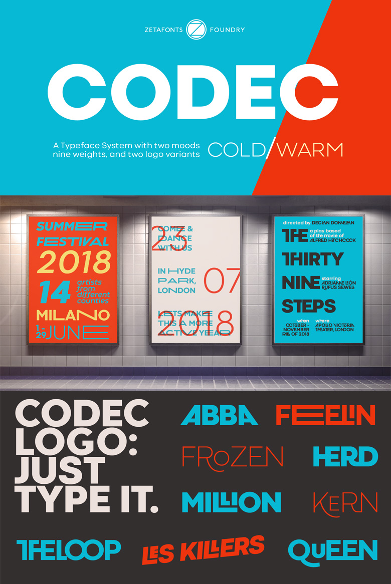 Best Free Fonts - Codec