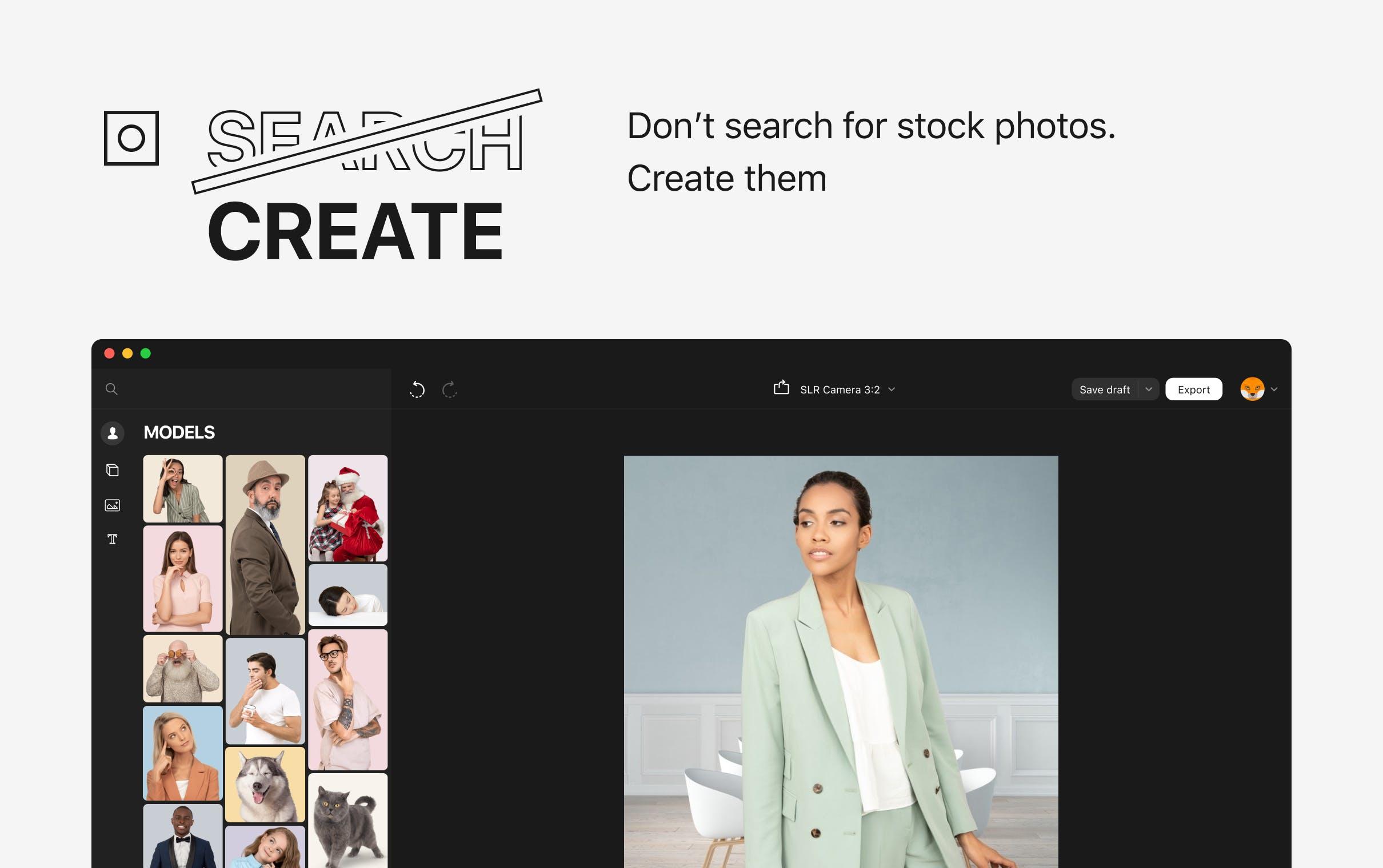 Photo Creator - Create your own stock photos (1)