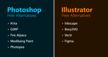 Free And Cheaper Options To Photoshop, Illustrator, And Other Adobe Creative Software