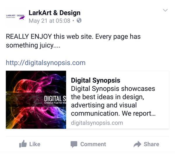 People love Digital Synopsis - 11
