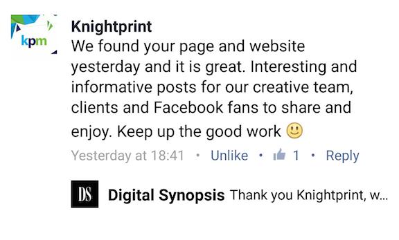 People love Digital Synopsis - 14