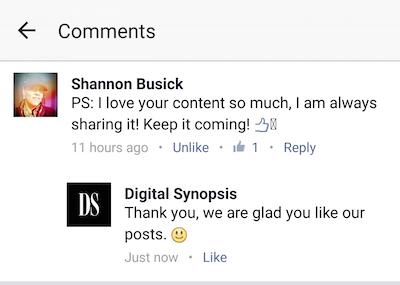 People love Digital Synopsis - 15