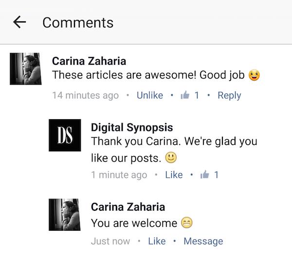 People love Digital Synopsis - 16