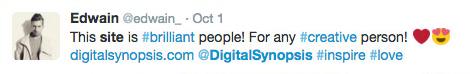 People love Digital Synopsis - 2