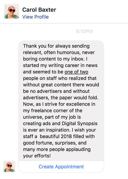 People love Digital Synopsis - 24