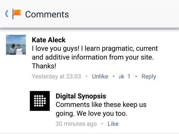 People love Digital Synopsis - 7