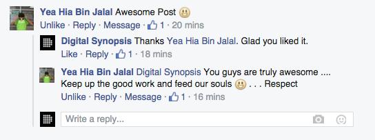 People love Digital Synopsis - 9