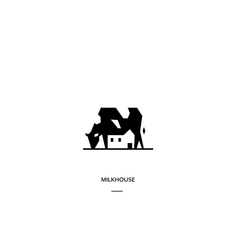 Creative Negative Space Logos - 10