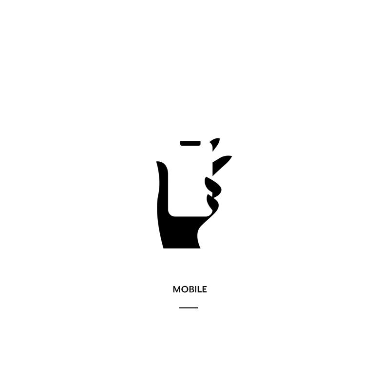 Creative Negative Space Logos - 11