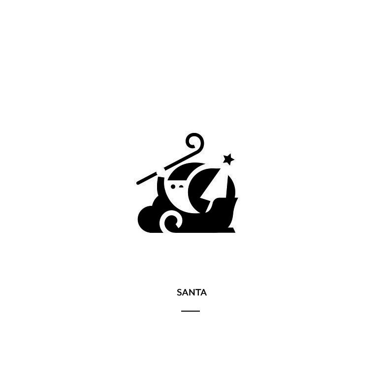 Creative Negative Space Logos - 19