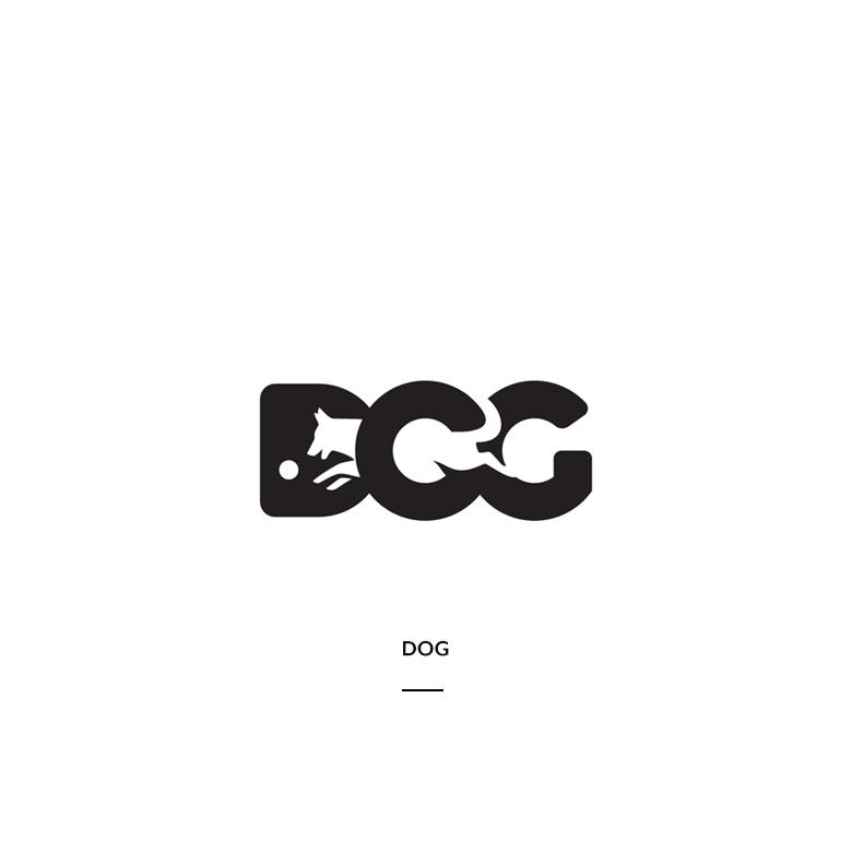 Creative Negative Space Logos - 20