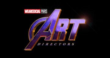 Agency Creates Avengers-Inspired Superhero Logos For Agency Job Titles