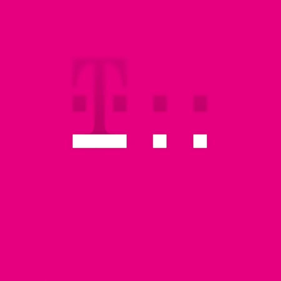 Bird's Eye Of Famous Logos - T-Mobile