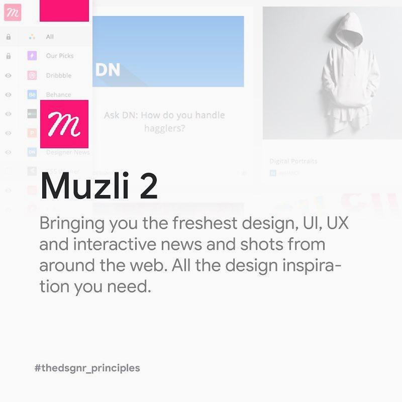 Chrome Extensions for Designers - Muzli 2