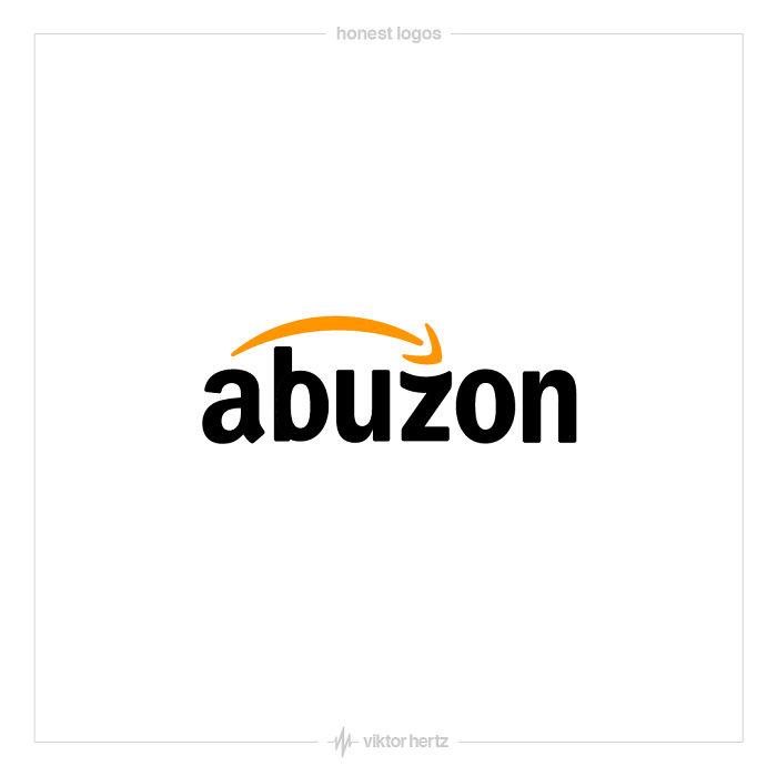 Honest Logos - Amazon