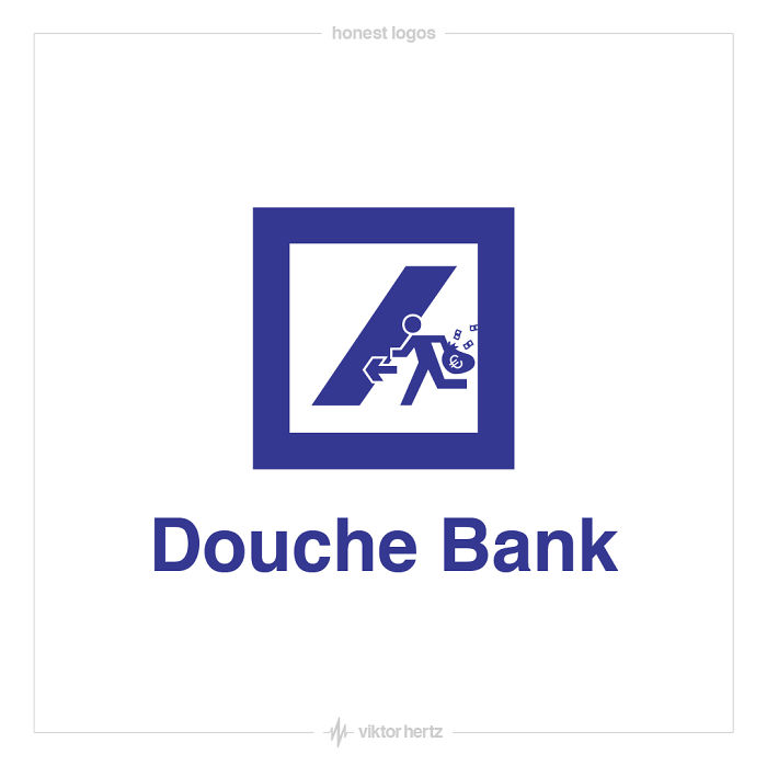 Honest Logos - Deutsche Bank