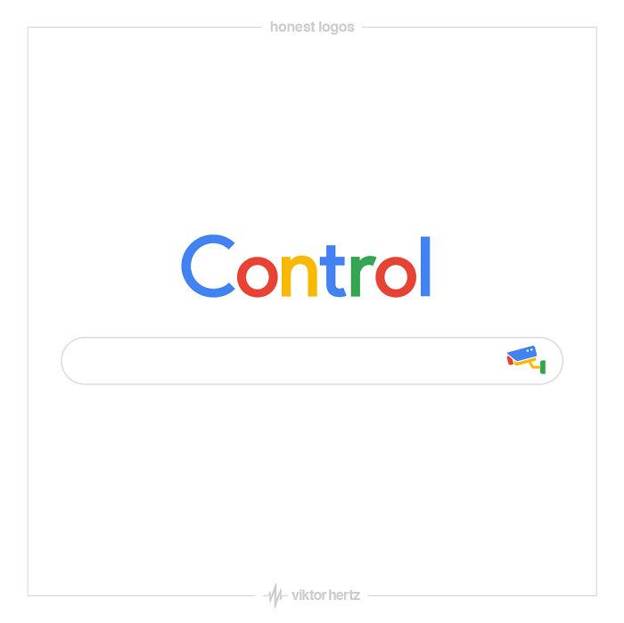 Honest Logos - Google