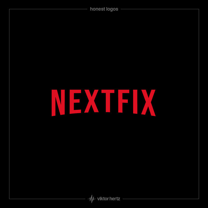 Honest Logos - Netflix