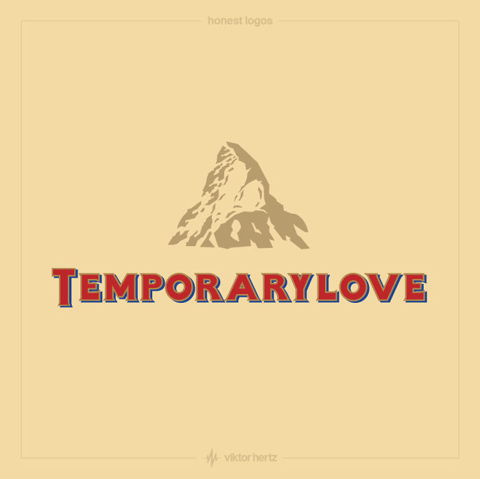 Honest Logos - Toblerone