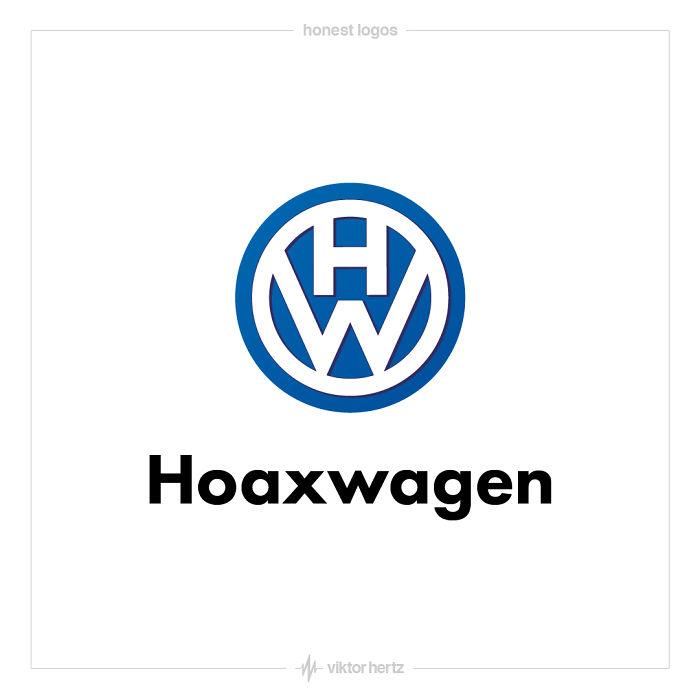 Honest Logos - Volkswagen