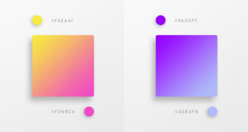 37 Beautiful Color Gradients For Your Next Design Project