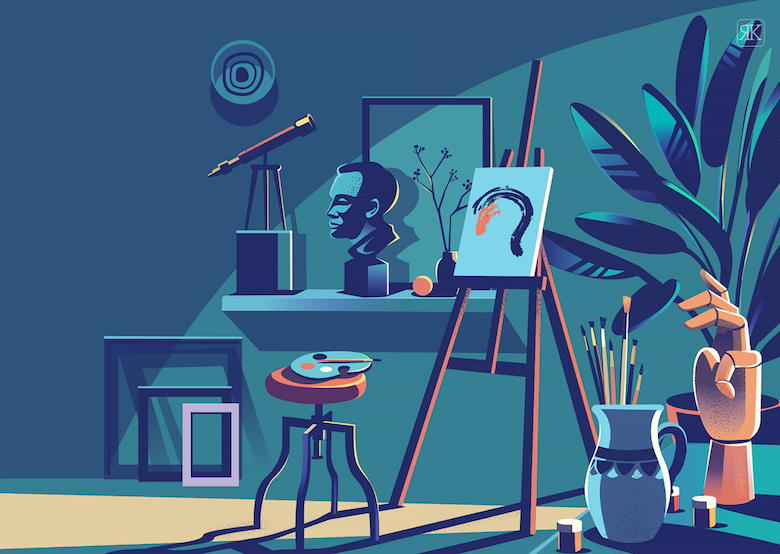 Beautiful Illustrations for Design Inspiration - 37