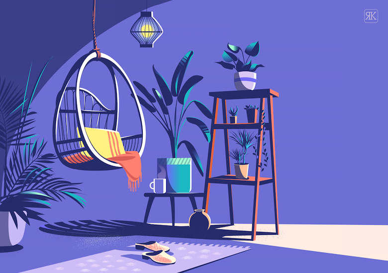 Beautiful Illustrations for Design Inspiration - 38