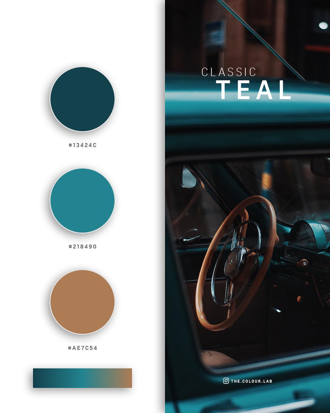 Teal, brown color palettes, schemes & combinations