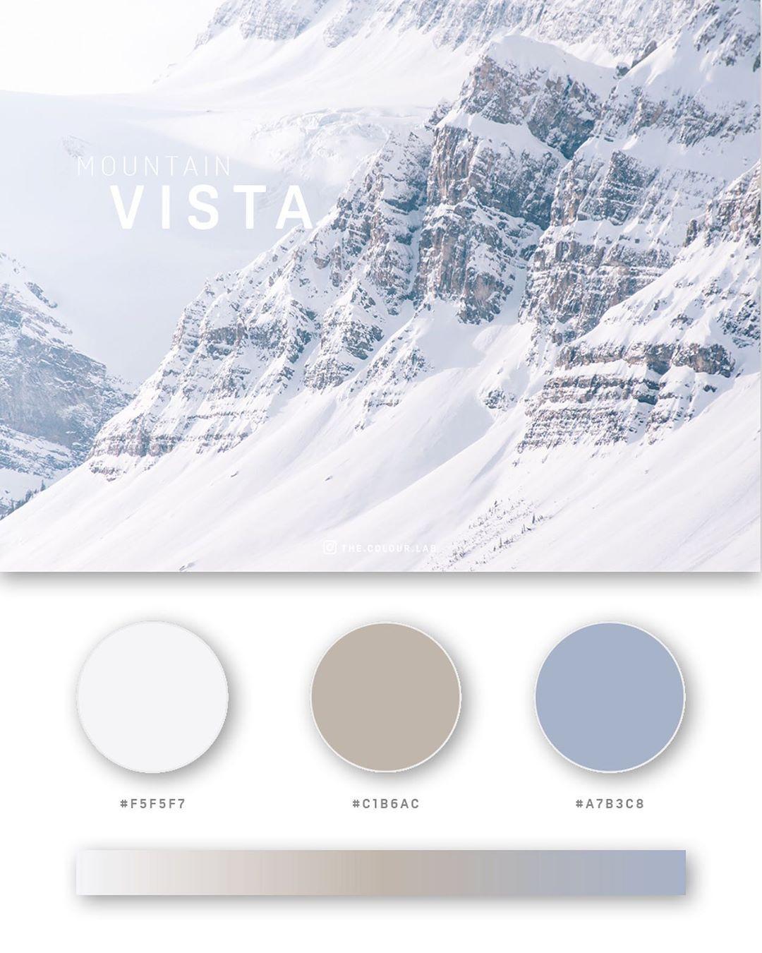 White, blue color palettes, schemes & combinations