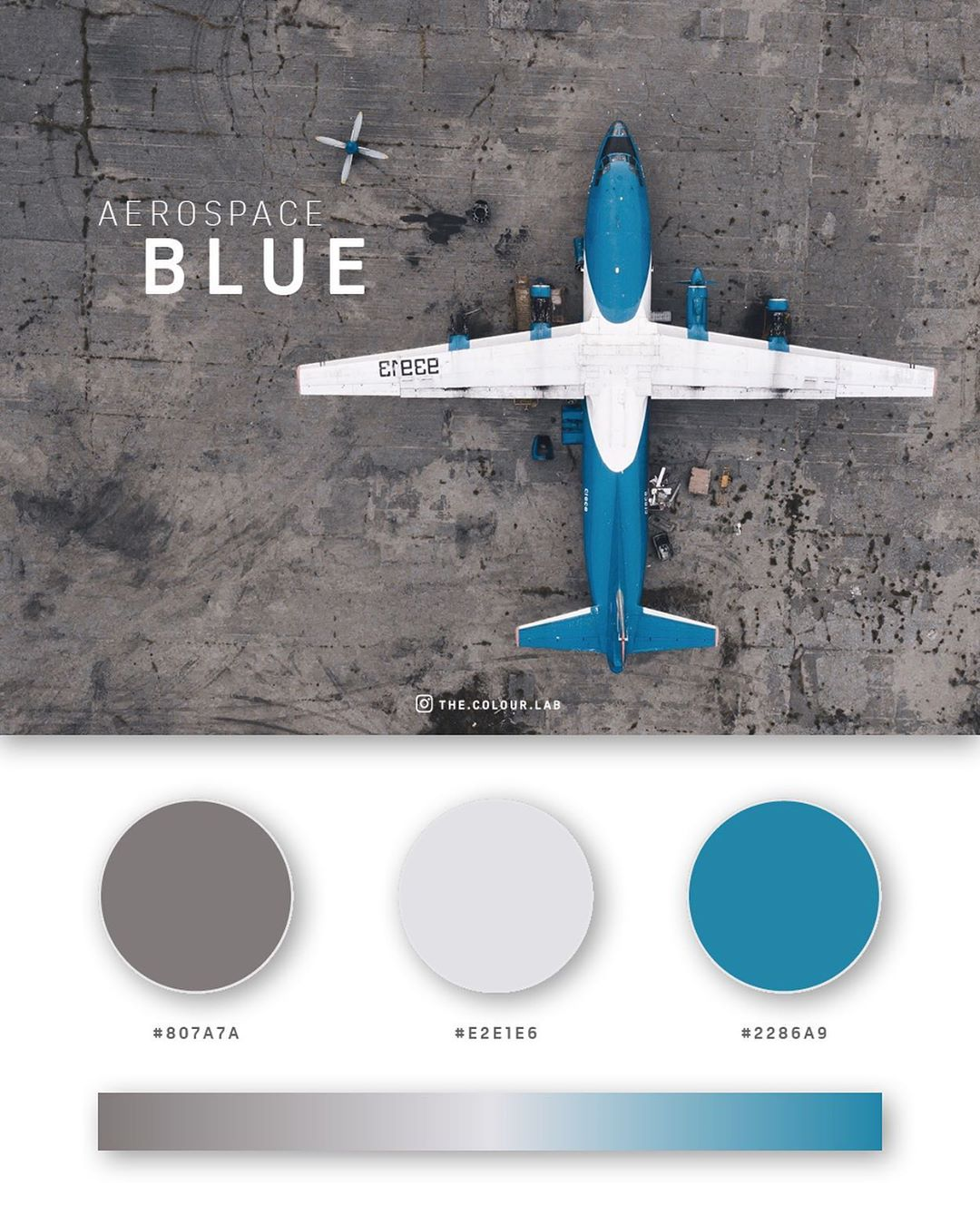 Blue, grey color palettes, schemes & combinations