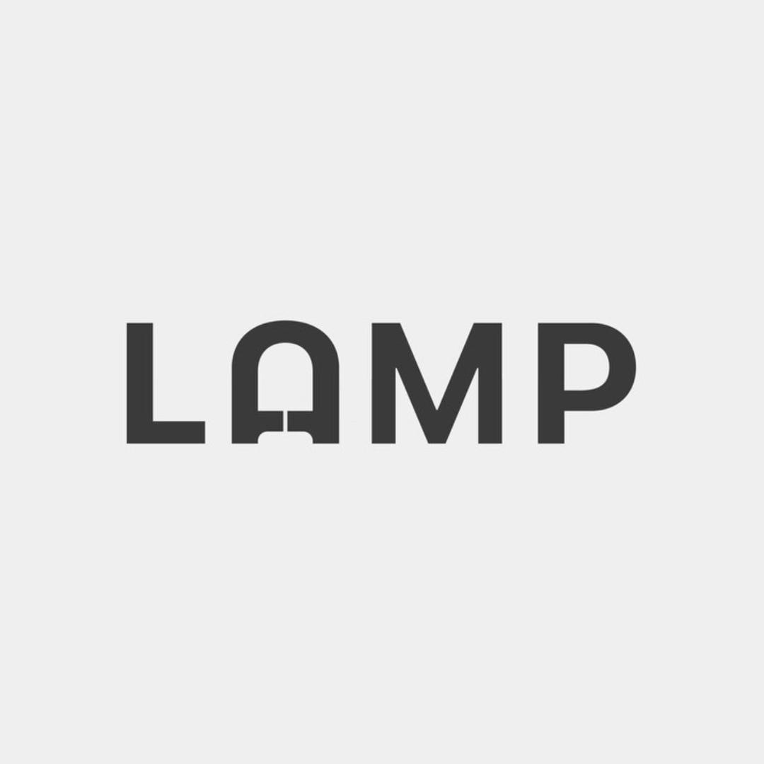 Typographic logos of common words - 11