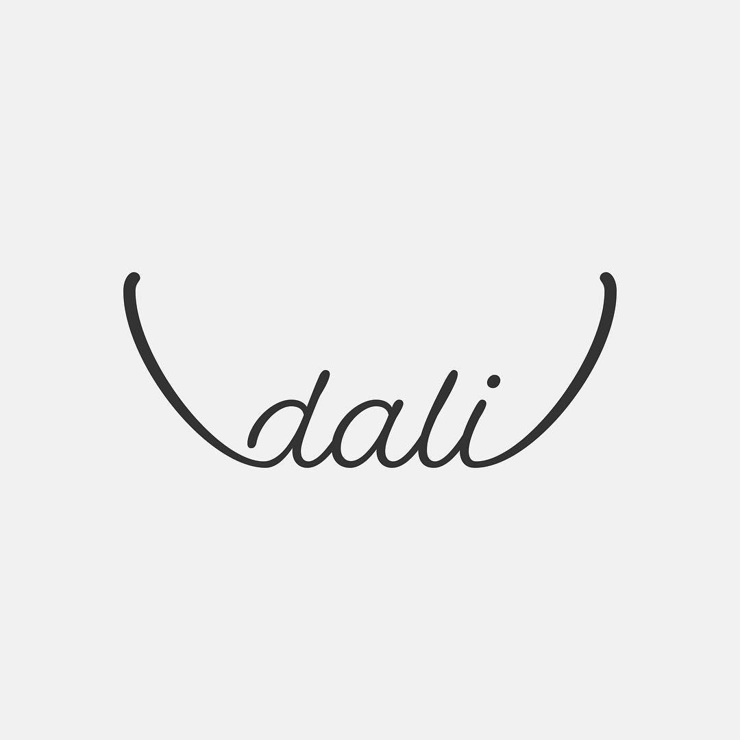 Typographic logos of common words - 15