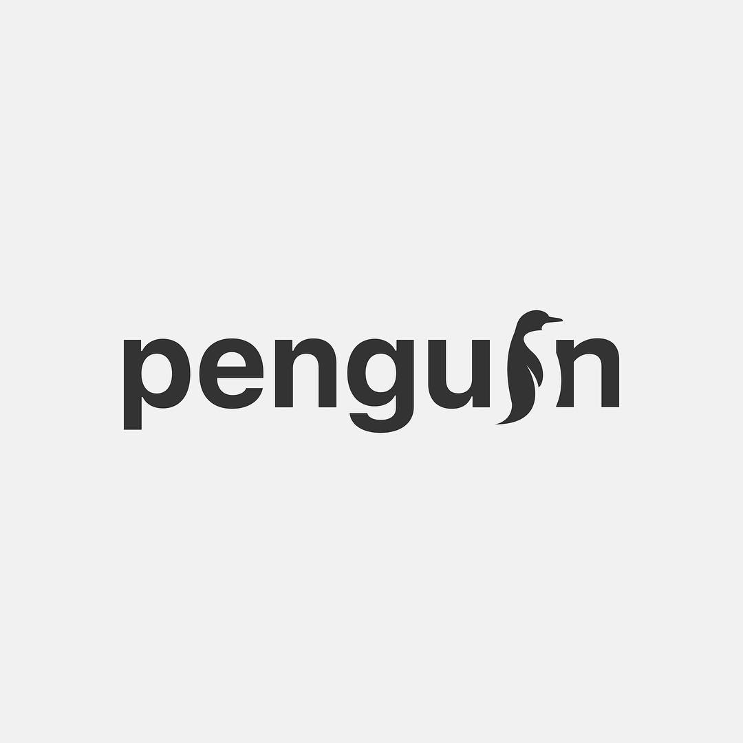 Typographic logos of common words - 18