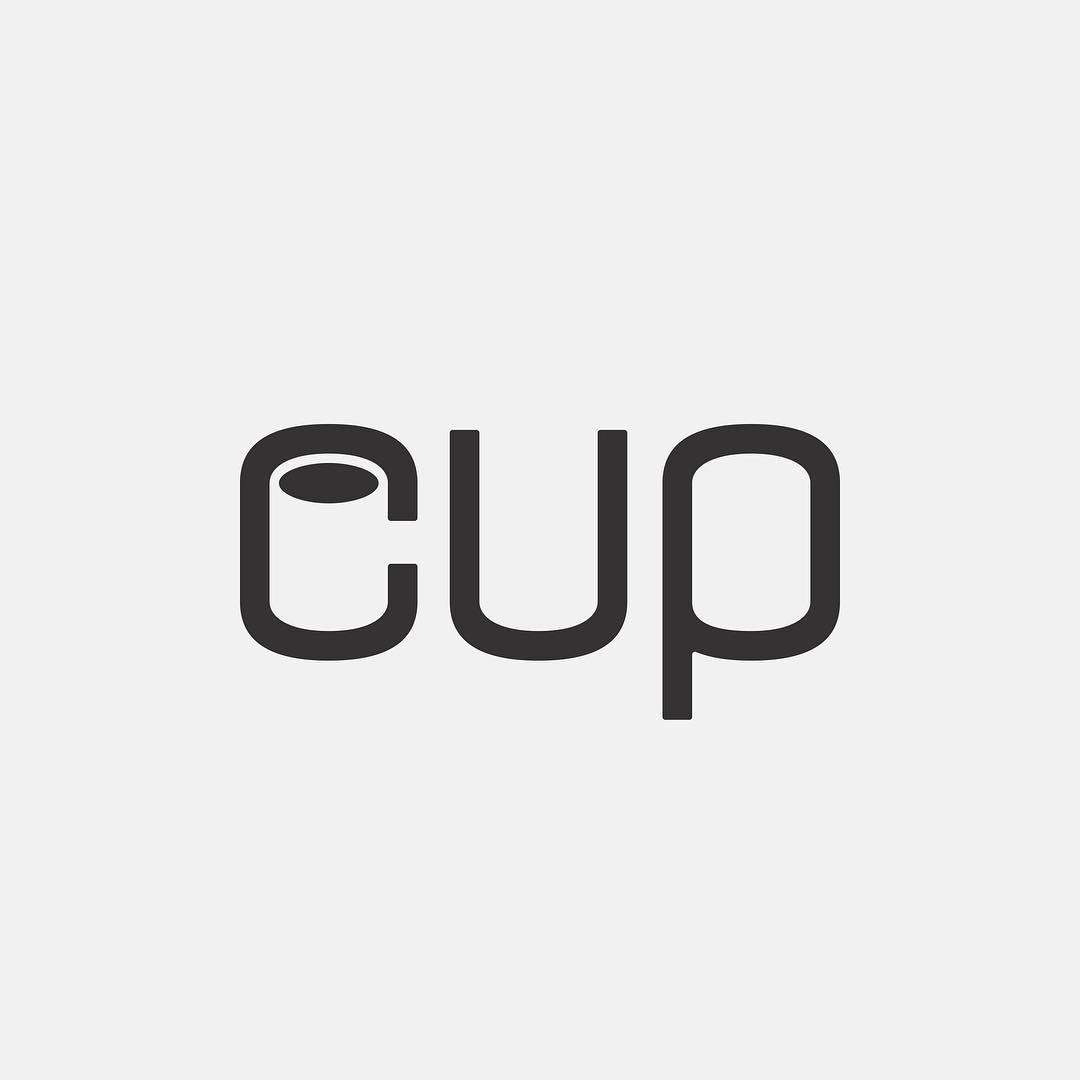 Typographic logos of common words - 2